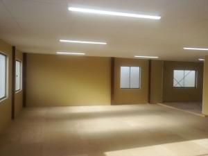 2階塗装室解体2